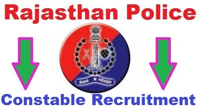Rajasthan Police Constable Recruitment