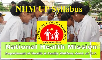 NHM UP Syllabus