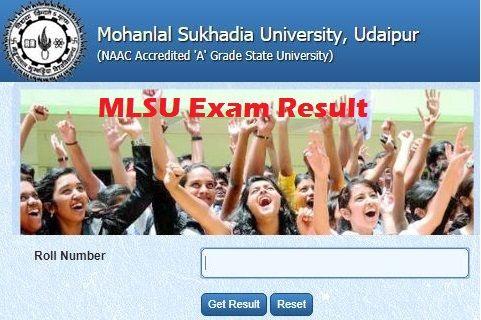 MLSU Exam Result 2019