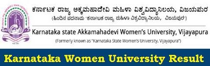 Akkamahadevi Women University Result 2019