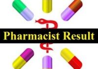 RSMSSB Pharmacist Result 2019