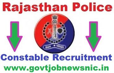 Rajasthan Police Bharti Latest News 2020