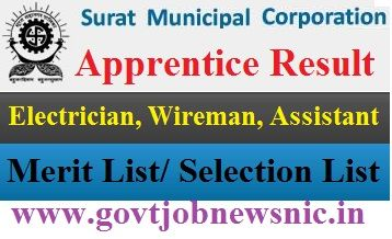 Surat Municipal Corporation Result 2019
